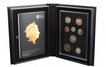 2015 Proof Set Definitive Edition